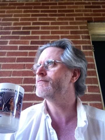 Stalwart coffee drinker