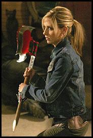 Buffy the Vampire Slayer | Under An Outlaw Moon