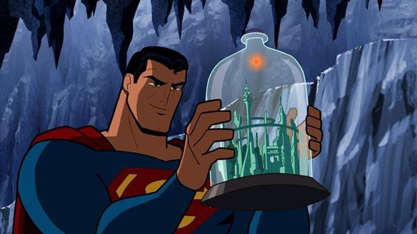 The Bottled City of Kandor