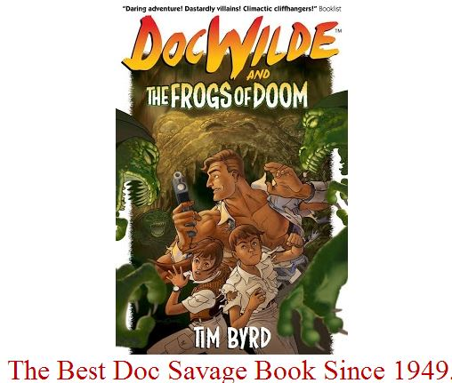 Best Doc Savage Book Since 1949!