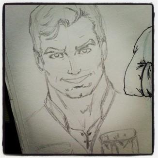 Doc Wilde sketch